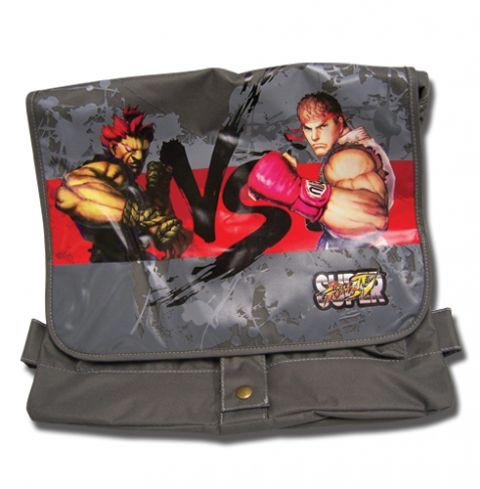 Street Fighter IV - Akuma vs. Ryu Messenger Bag