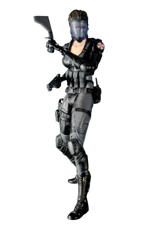 Resident Evil: Operation Raccoon City Play Arts Kai Lupo Action Figure