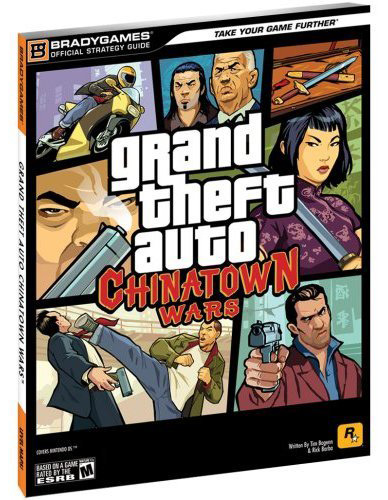 Grand Theft Auto Chinatown Wars NDS Strategy Guide