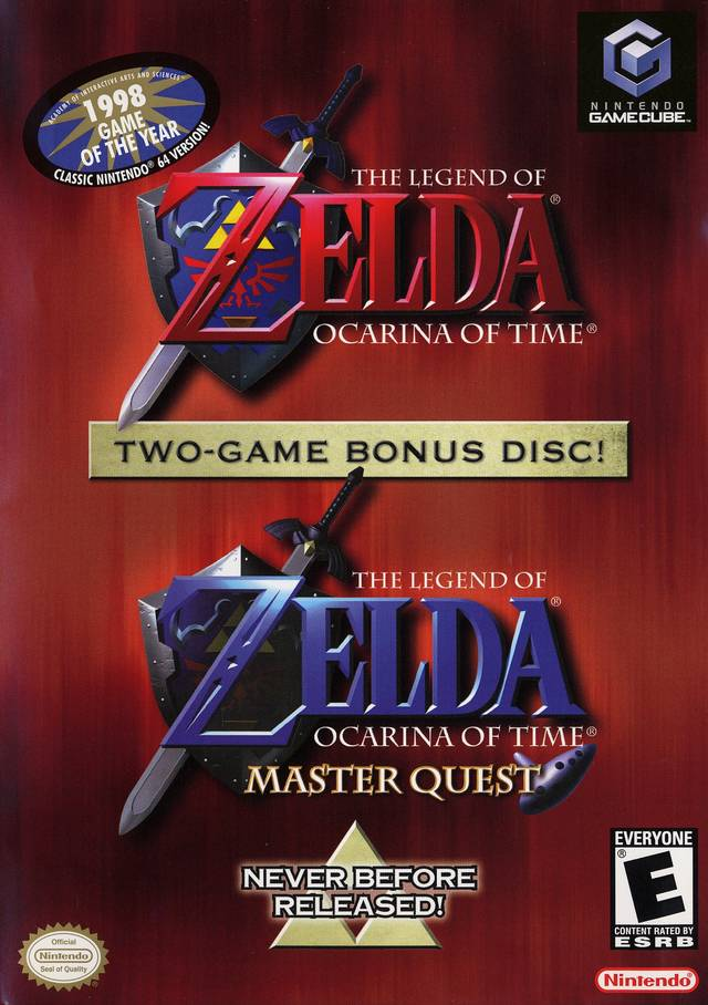 Legend of Zelda: Ocarina of Time Bonus Disc