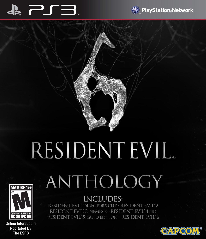Resident Evil 6 Anthology