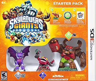 Skylanders Giants Starter Kit