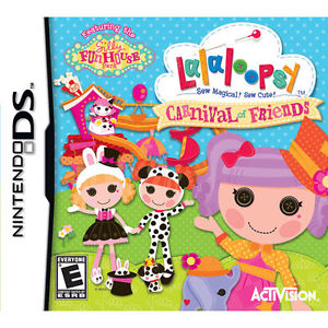 Lalaloopsy: Carnival of Friends