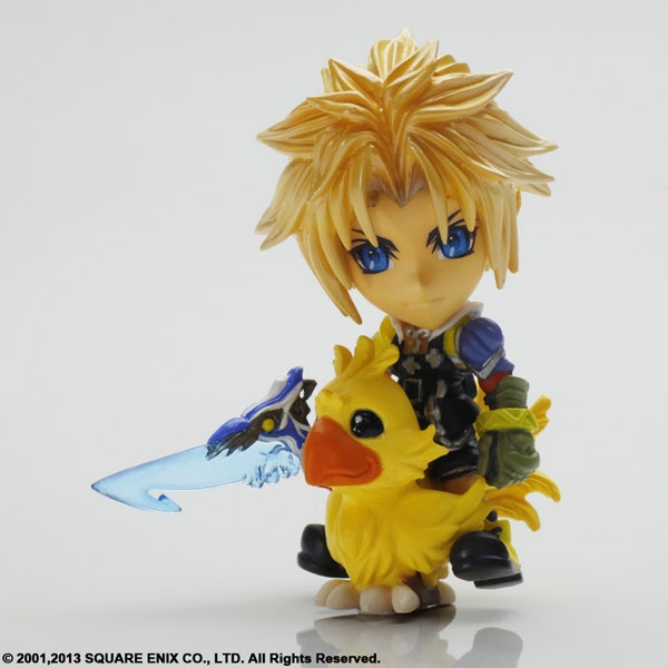 Final Fantasy Trading Arts Kai Mini Tidus Figure