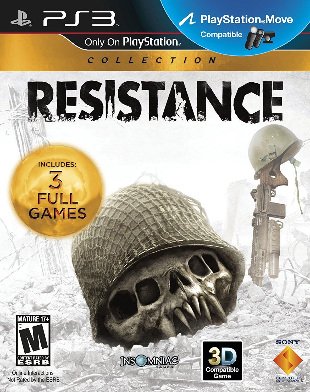 Resistance: Saga Collection