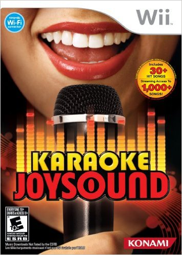 Karaoke Joysound Game Only