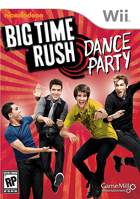 Big Time Rush: Dance Party