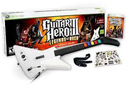 Guitar Hero III: Legends of Rock Wired Guitar Bundle