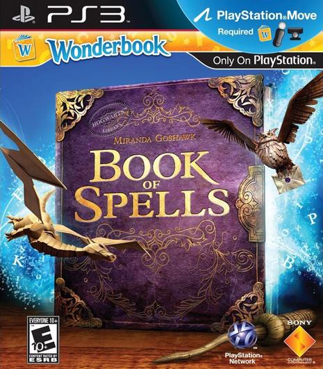 Wonderbook: Book of Spells Move Bundle