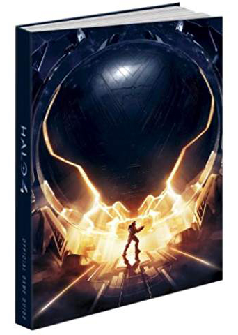 Halo 4 Collector's Edition Official Game Guide