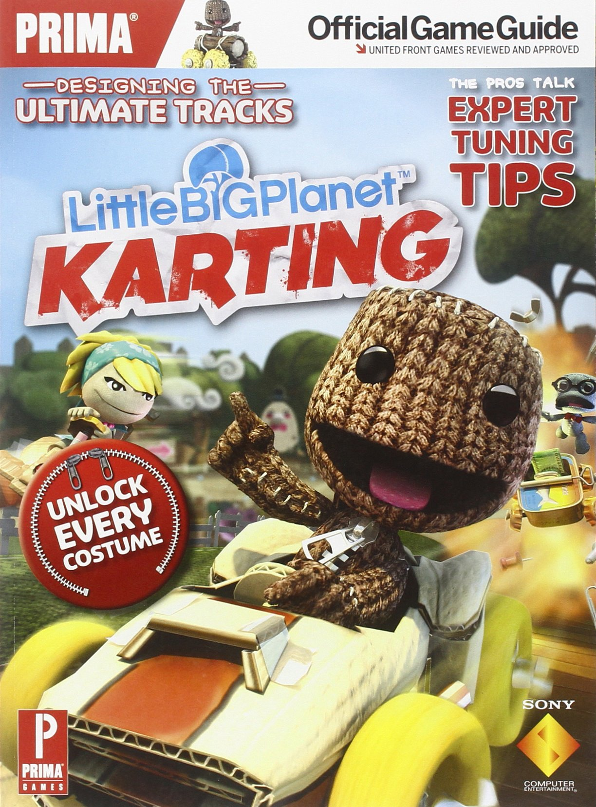 LittleBigPlanet: Karting Official Game Guide (Prima)