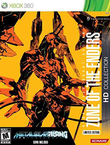 Zone of the Enders HD Collector's Edition