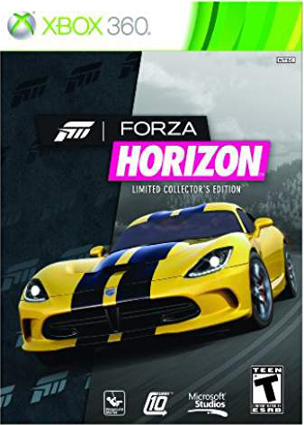 Forza Horizon Limited Edition