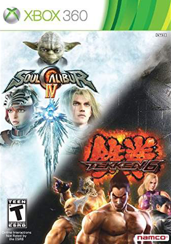 Soul Calibur IV/Tekken 6 Bundle