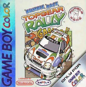 Rumble Race: Top Gear Rally