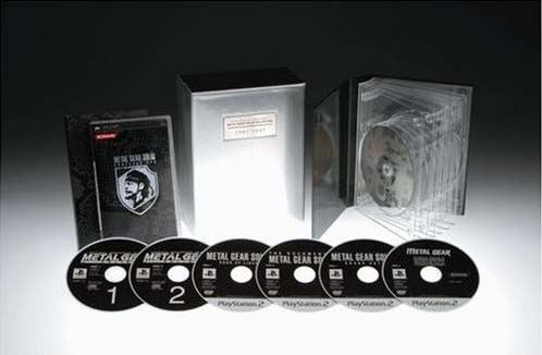 Metal Gear Solid 20th Anniversary Collection