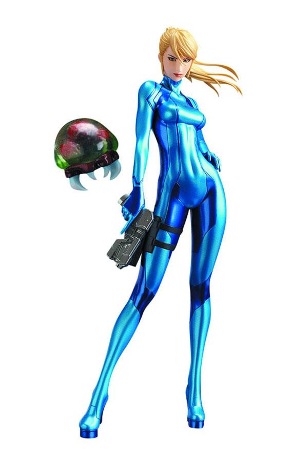 Metroid: Other M Samus Aran