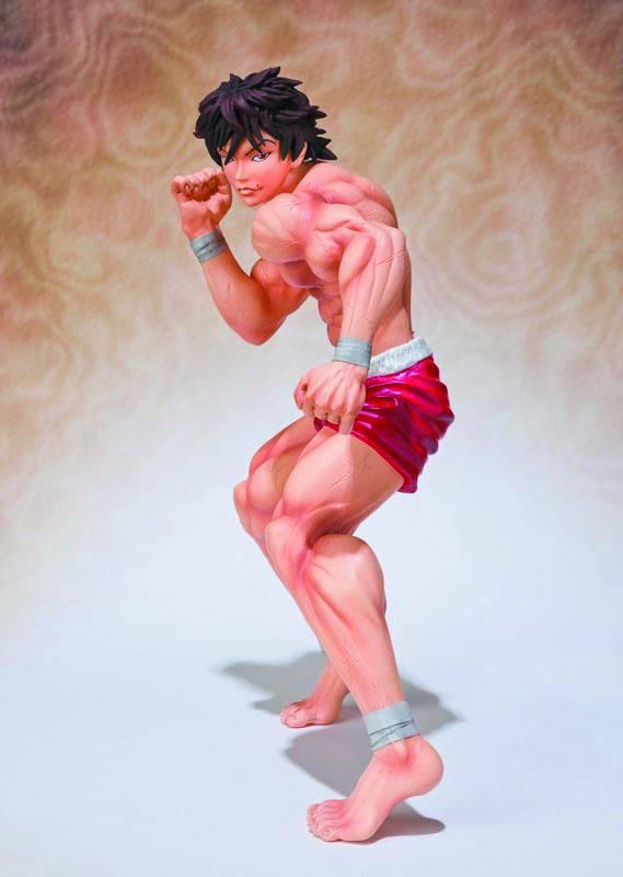Baki Son of Ogre: Baki Hanma Figuarts ZERO Figure