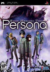 Persona Portable