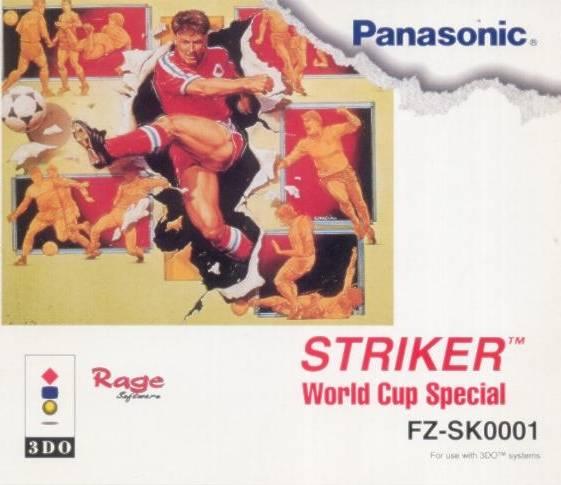 Striker: World Cup Special
