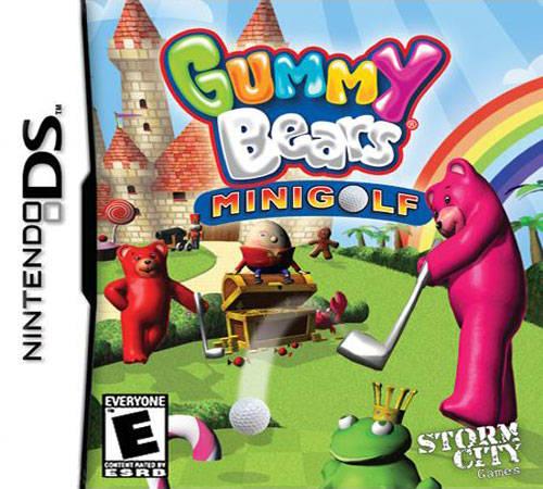 Gummy Bears Mini Golf