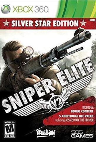 Sniper Elite V2: Silver Star Edition