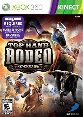 Top Hand Rodeo Tour