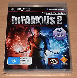 Infamous Disc Only