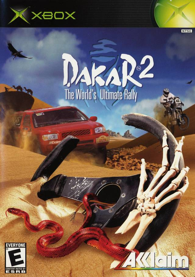 Dakar 2: Ultimate Rally