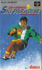 Ski Paradise with Snowboard
