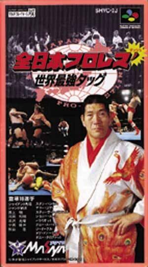 Zen-Nippon Pro Wrestling Dash: Sekai Saikyou Tag