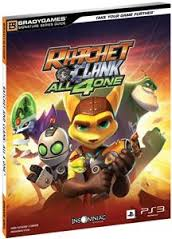 Ratchet & Clank: All 4 One Signature Series Guide