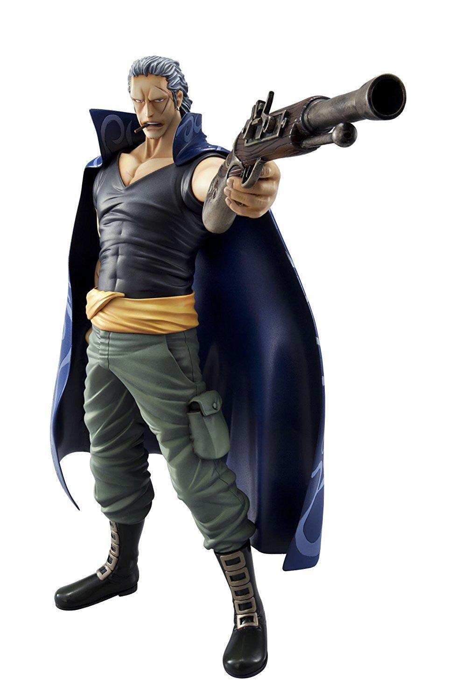 One Piece P.O.P. DX: Ben Beckman EX Model PVC Figure