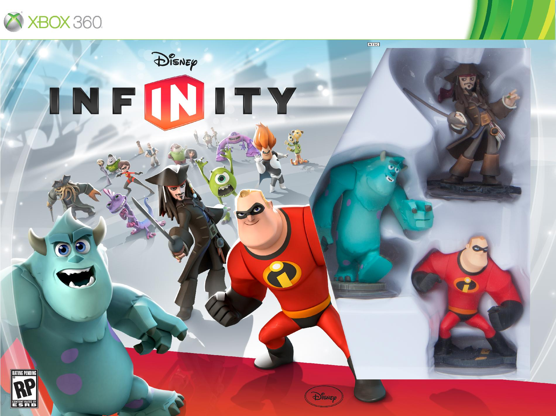 buy xbox 360 disney infinity starter pack | estarland |