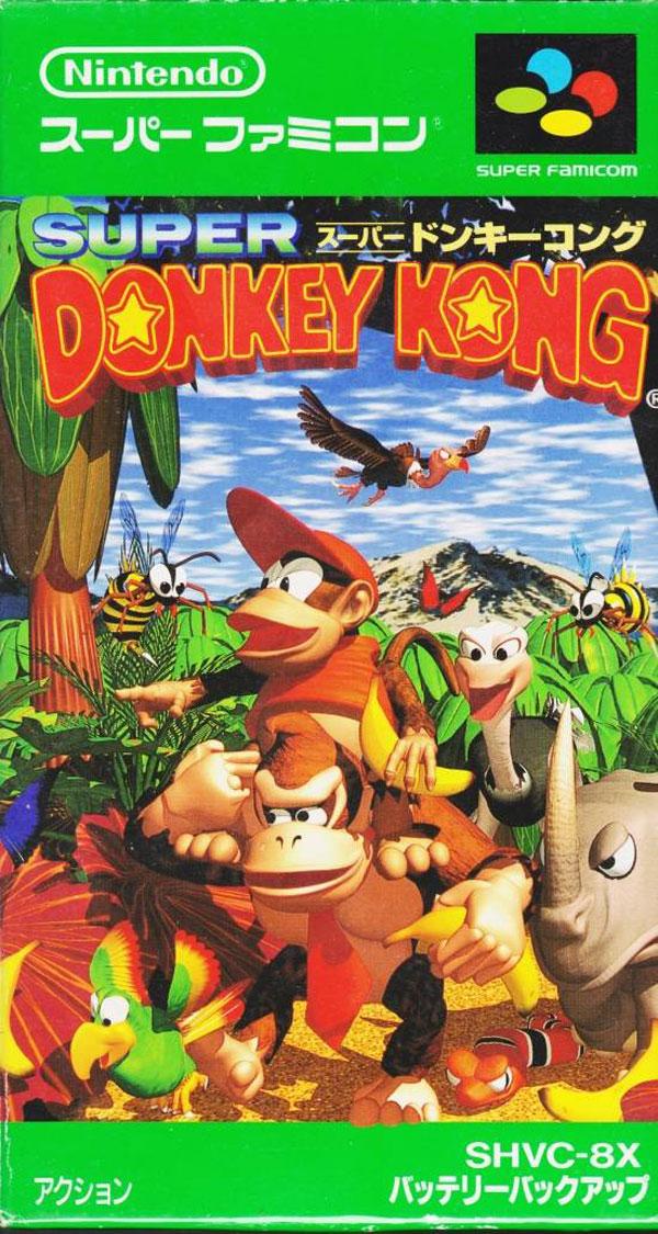 Super Donkey Kong (JPN)