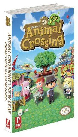 Animal Crossing: New Leaf Official Strategy Guide by Prima