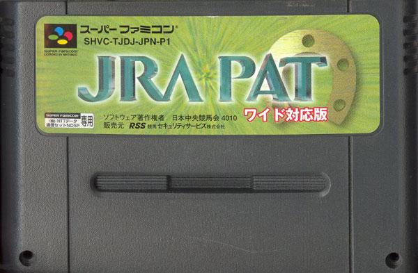 JRA PAT