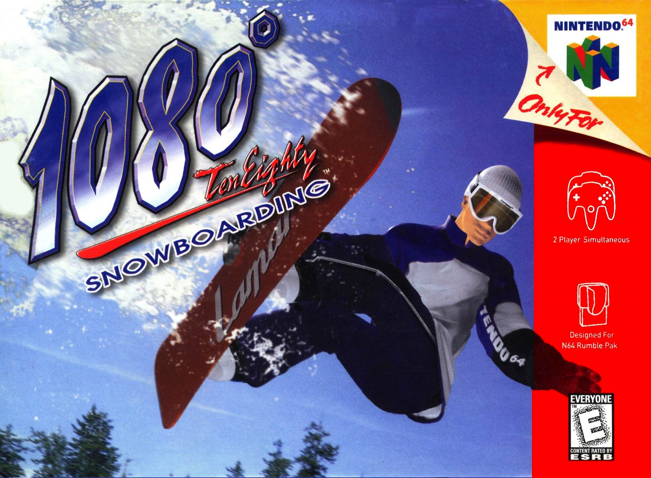 1080: Ten Eighty Snowboarding