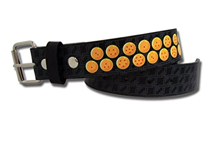 Dragon Ball Z: Dragon Balls Belt (Large)