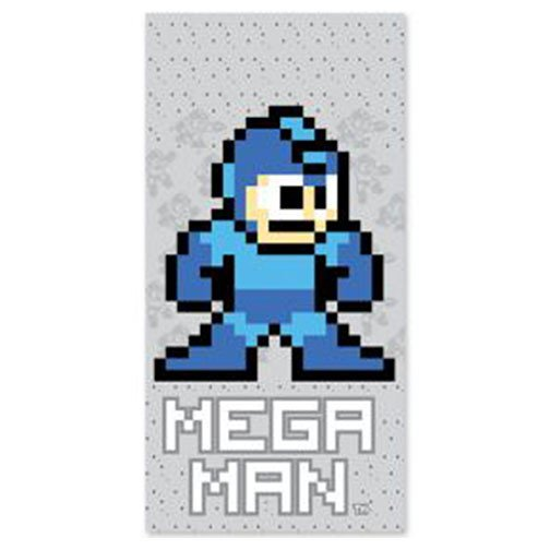 Mega Man 10 Towel