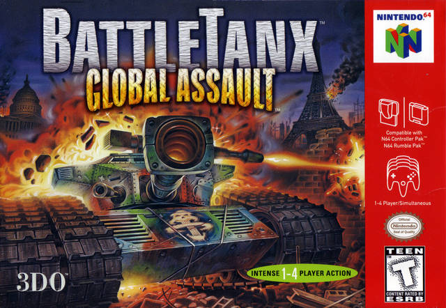 Battle Tanx Global Assualt