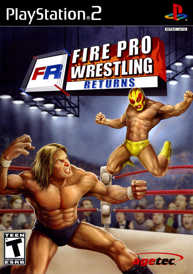 Fire Pro Wrestling Z Limited Edition