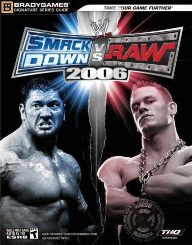 WWE SmackDown vs Raw 2006 Signature Series Guide