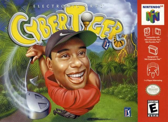 Cyber Tiger Golf