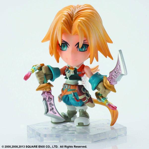 Final Fantasy Trading Arts Kai Zidane Mini Figure