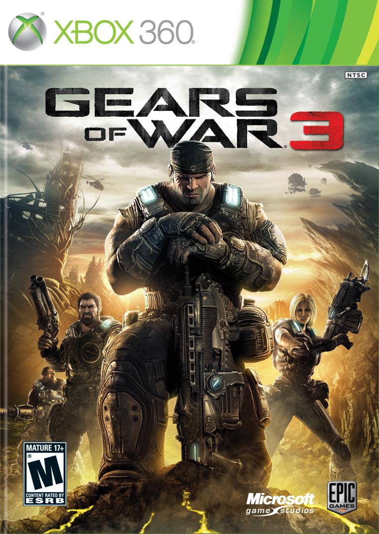 Gears of War 3 Stratgy Guide (Brady)