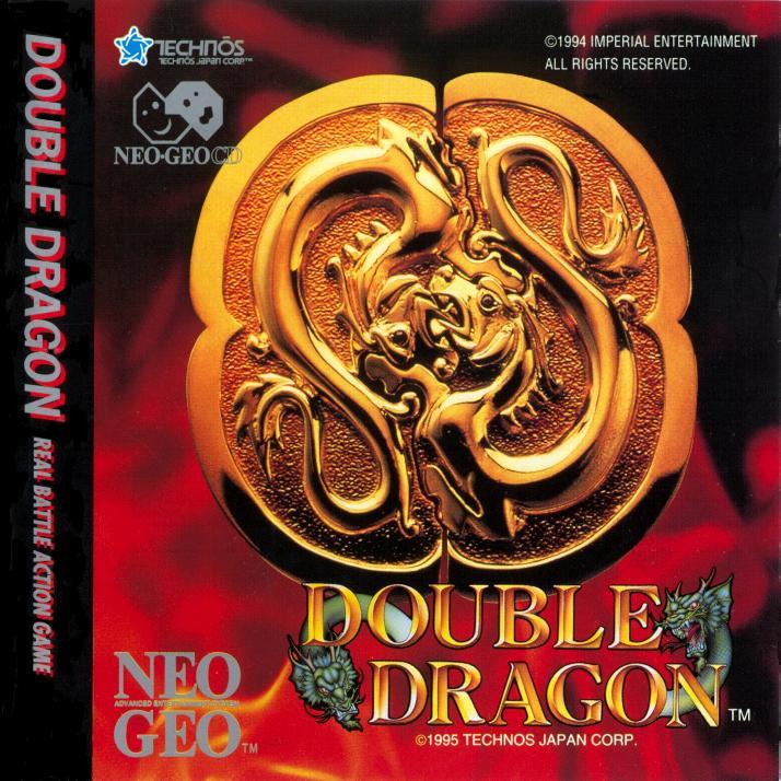 Double Dragon Neo Geo CD