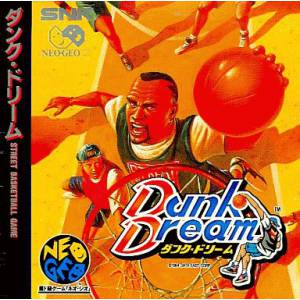 Dunk Dream Neo Geo CD