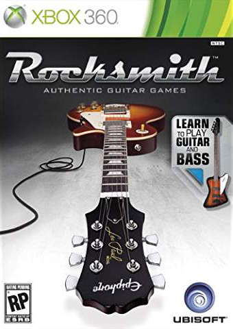 Rocksmith 2014 Edition Game Only Version