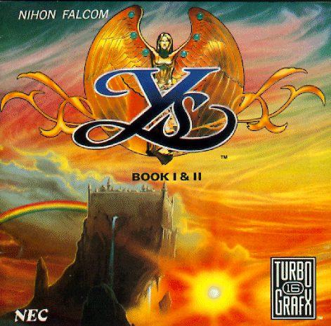 Ys I & II CD-Rom2